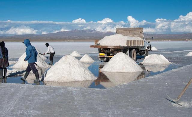 Salt road | Via del Sale