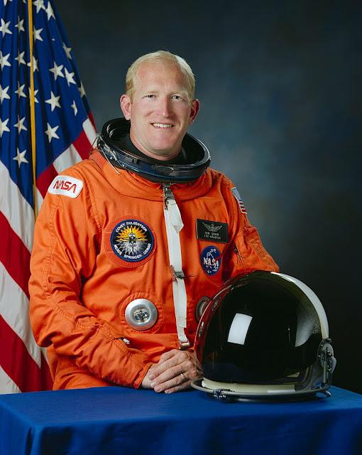 NASA Astronaut Charles D. (nickname Sam) Gemar