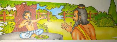 जैसी करनी वैसी भरनी For Class 6 Short Story In Hindi