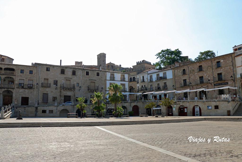 Qué ver en Trujillo: Ayuntamiento y Casa de los Chaves Cárdenas