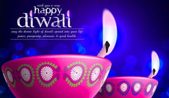 Happy Diwali Quotes in Hindi & English 2017