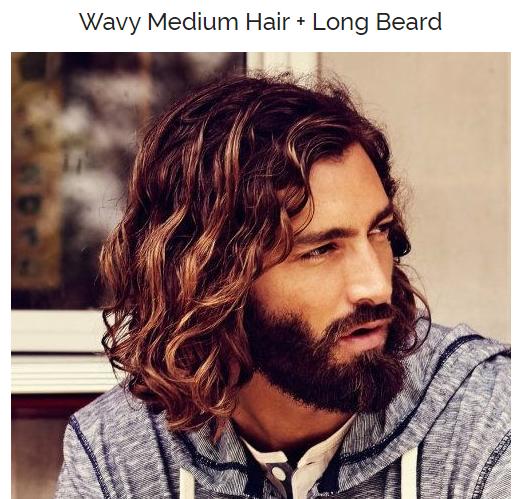 Style Dan Potongan Rambut Panjang Lelaki Yang Hot Dan 'Seksi'