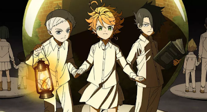 Yakusoku No Neverland Episódio 6