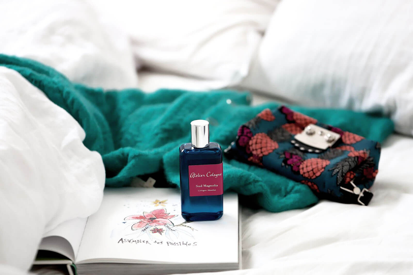 Atelier Cologne Sud Magnolia parfum