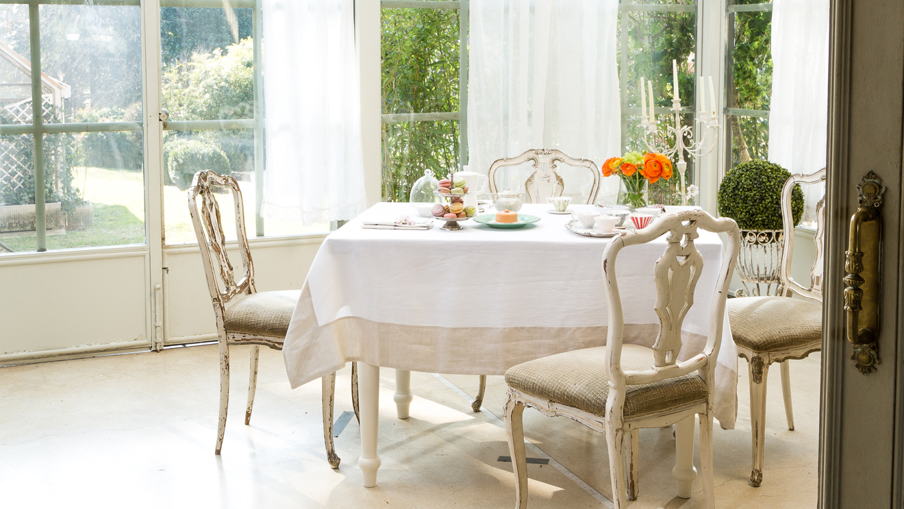 Una casa in stile provenzale - Shabby Chic Interiors
