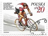 Selo Campeonato de ciclismo