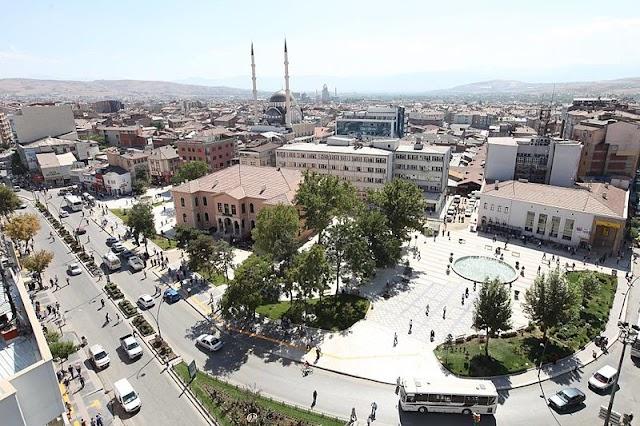 معمورة العزيز احدى مدن تركيا
