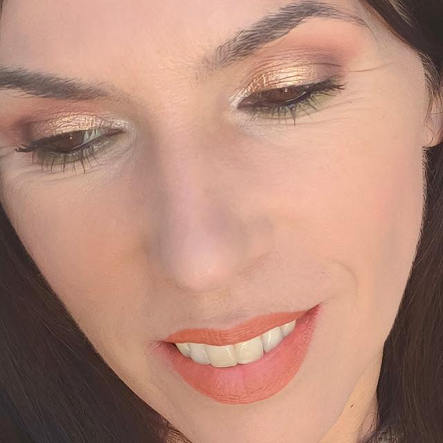 Cuatro maquillajes con LETHAL COSMETICS 01