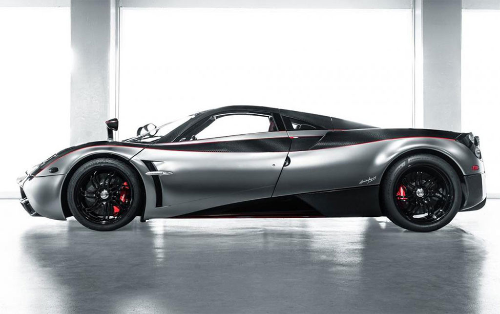 SS Customs Improved An Outstanding Pagani Huayra