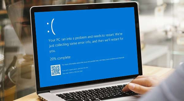 Tampilan Laptop Sering Berwarna Biru Secara Tiba-tiba? Ini Penyebab dan Solusinya