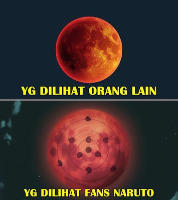 9 Meme 'Gerhana Bulan' yang Kocaknya Bikin Ngakak Kaum Bumi Datar dan Bulat