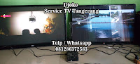 service smart tv dasana indah