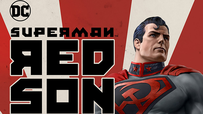 Superman: Red Son (2020) Web-DL 1080p Latino-Ingles