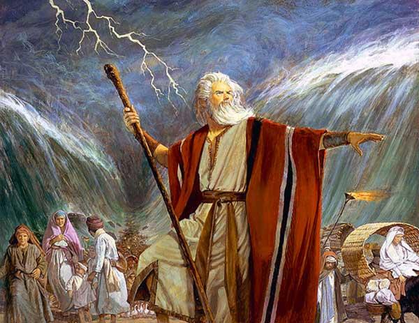 Secretos de Moisés Profeta de todas las Religiones