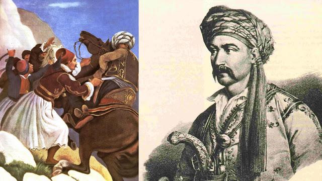 Ο ήρωας «Νικηταράς» τιμάται από τη Μητρόπολη Πειραιώς