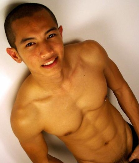 Nude Malay Guy