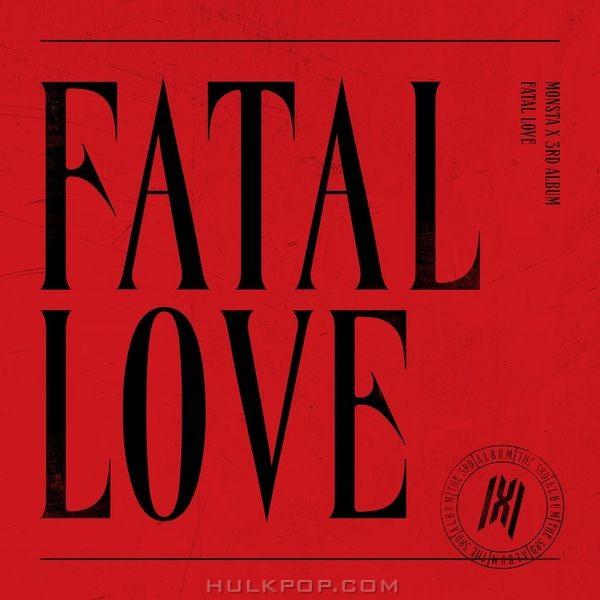 MONSTA X – Fatal Love