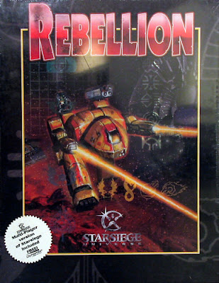 Starsiege: Rebellion
