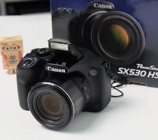 Jual Canon Powershoot SX530 HS Bekas