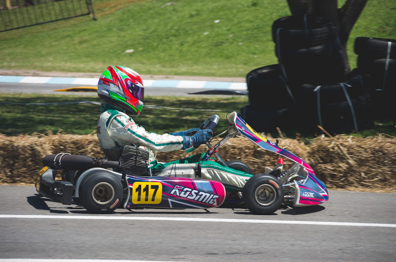 Karting is a great entry-level option for the motoring world