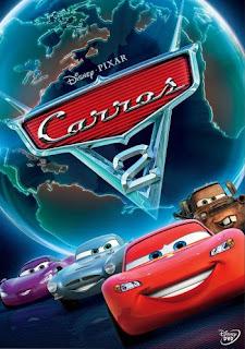 Baixar Carros 2 Torrent Dublado - BluRay 1080p