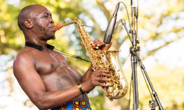 #EndSARS: Seun Kuti revives Fela's movement of the people, calls for better governance