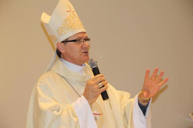 Dom Bruno comunica suspensão de missas nas igrejas da Diocese de Campo Mourão