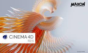 تحميل سينما فور دي  CINEMA 4D Studio R23. كامل + التغعيل