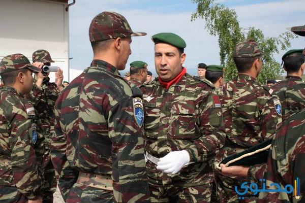 تعزيزات للجيش المغربي تصل فيجيج شرق المملكة المغربية