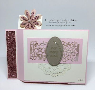 Stampin' Up! That's the Tag, Stamping to Share, Wiper Card