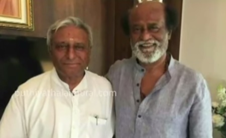 Rajinikanth New party will be announced on July