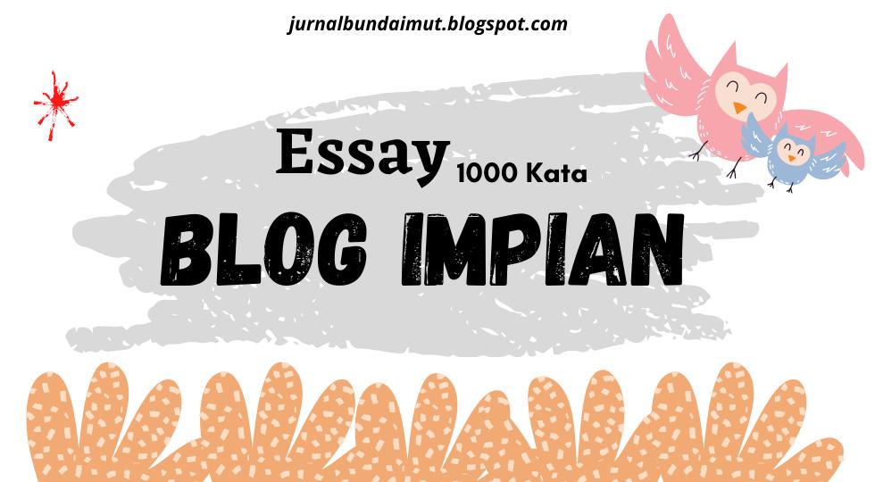 BigWhy menulis di blog