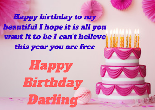 Best BeautifBest Beautiful Happy Birthday Wishes for wife In English, whatsaap birthday Wishes images for Wife free download,ul Happy Birthday Wishes, status, massages, images for girlfriend,
