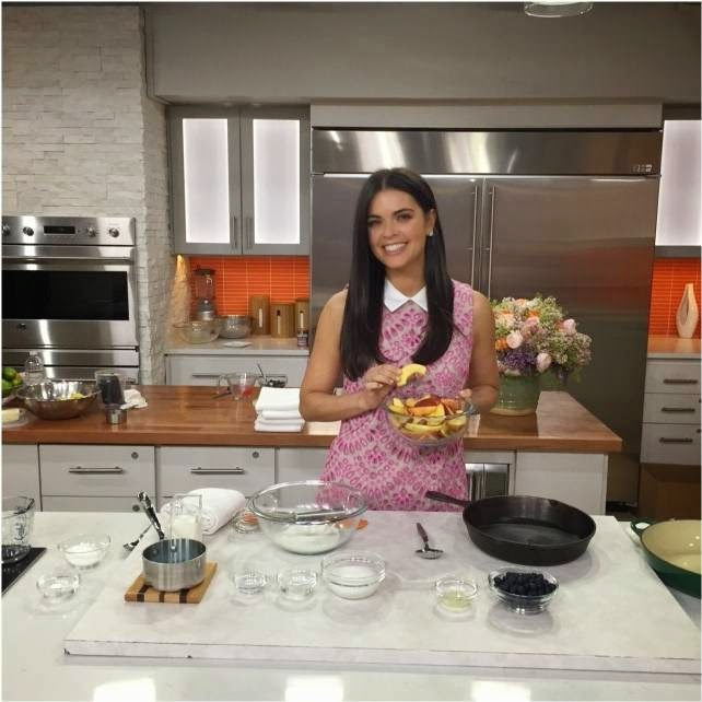 Katie Lee on Today Show