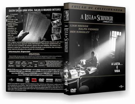 A Lista de Schindler (1993) DVD-R OFICIAL