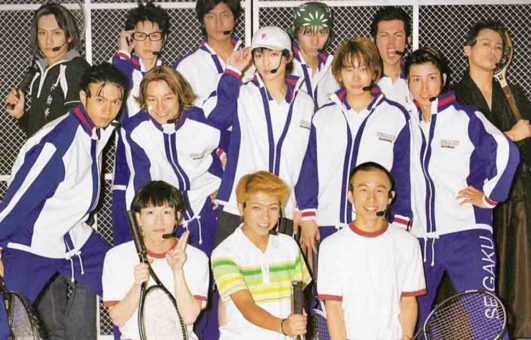 The Prince of Tennis Live Action (2006) Subtitle Indonesia