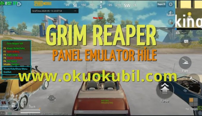Pubg Mobile 0.18.0 Yeni Bedava Grım Reaper Panel Emulator Hilesi 2020 Sezon 13