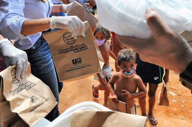 A cry for help as Covid‑19 sweeps Latin America and hunger bites