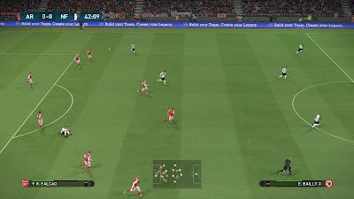 تحميل لعبة Pro Evolution Soccer 2019 كاملة للأندرويد حصرياً