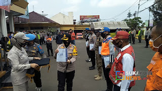 Kapolres Sukabumi Kota AKBP Sumarni