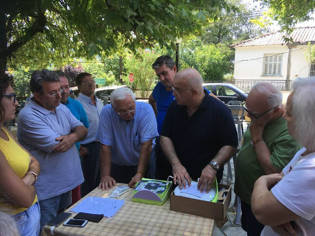 Θεσπρωτία: Γιατρός προσέφερε απινιδωτή στη Λεπτοκαρυά Φιλιατών