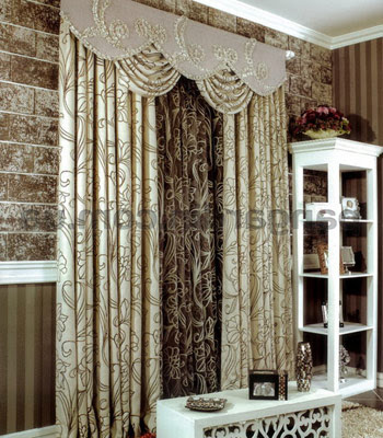 The best art deco curtains and art deco fabric