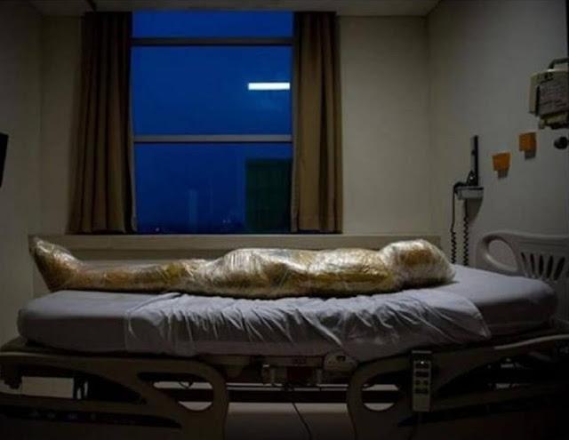 dr. Tifa Ungkap Kejanggalan Foto Jenazah Covid-19 Dibungkus Plastik Yang Viral