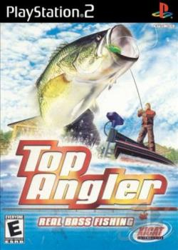 Descargar gratis Top Angler Real Bass Fishing para playstation 2 por mega.