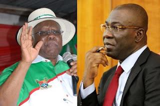 Bode George and Ikw Ekweremadu