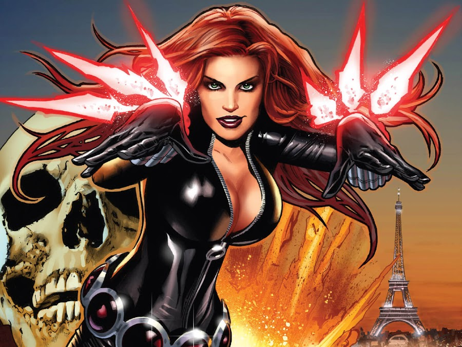 black widow deadly origin natasha romanoff marvel comics icepick protocol red room russia union of soviet socialist republics paul cornell greg land