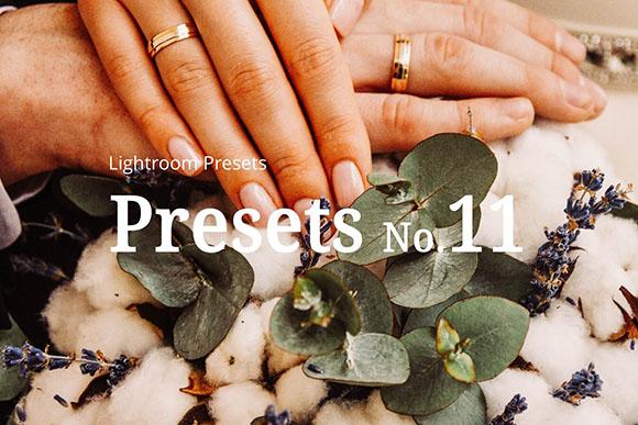 10 Preset Lightroom Wedding tone màu dành cho ảnh cưới (Desktop)