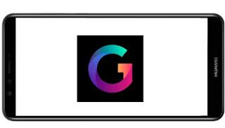 تنزيل برنامج Gradient Pro mod premium مدفوع مهكر بدون اعلانات بأخر اصدار من ميديا فاير للاندرويد.