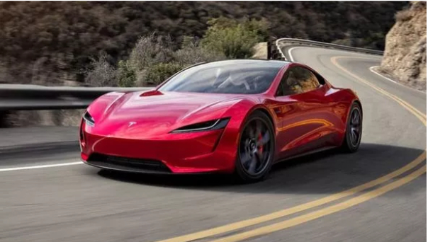 Tesla Roadster 2020 Model