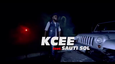 Kcee Ft Sauti Sol - Wine For Me Video
